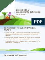 Exploración y Conocimiento Del Mundo-2