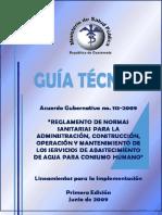Guía Técnica 113-2009