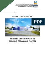 MEMORIA DESCRIPTIVA Y DE CALCULO DE AGUA PLUVIAL.docx