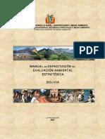 MANUAL Evaluacion Ambiental Estrategica