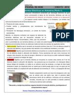 Charla Integral 172 - Inicio de Tormentas Eléctricas en Antamina