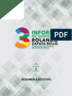 3er Informe de Gobierno | Yucatán