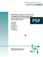 Wound Care and Dressings