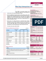 Axis Capital- Coffee Day Enterprises Limited Errclub- IPO Note (1)