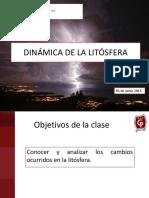 8° Presentación 14_Dinámica de la litósfera