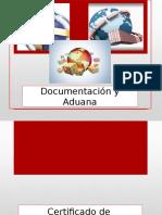 Documentacion y Aduana Europa