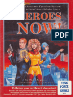 Central Casting - Heroes Now! by Paul Jaquays