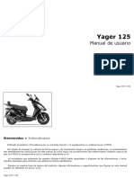 Manual Usuario Yager 125