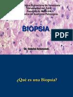 Clase Biopsia y Citología.