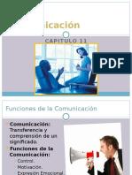Capitulo 11 Comunicación