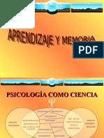 aprendizaje y memory