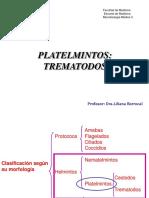 Clase Platelmintos Trematodos (1)