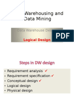 Data Warehouse - Logical Design