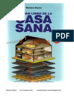 Apuntes de Mariano Bueno. El Gran Libro de La Casa Sana