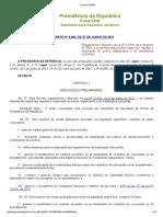 Decreto n 8033_2013