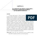 estimação e predição modelo linear misto