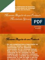 Dinamica Rotacional (Unid. v).