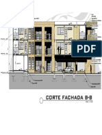 3. CORTE FAHADA B-B