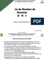 4.CapaAplicacionDNS 2015 I