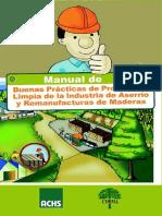 Buenas Practicas de Aserrio y Remanufacturas Madera