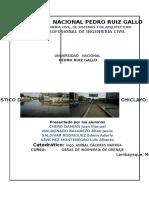 Drenaje Pluvial de Chiclayo2