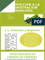 Gerencia de Finanzas Expo 1
