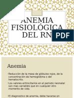 Anemia y Poliglobulia.