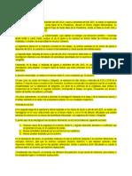 Introducción y Presentación de Foco. 15 de Enero 2015