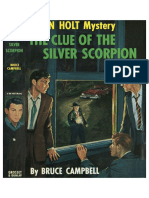 Ken Holt #16 The Clue of the Silver Scorpion