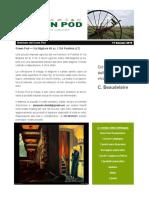 GreenPod Notiziario 17 Gennaio 2016