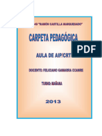 carpeta AIP RCM
