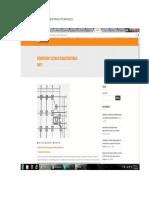 Lectura de Planos Estructurales