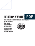 Autores varios - Violencia y religión.pdf