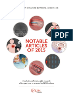NOTABLE ARTICLES OF 2015