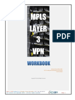 MPLS L3 VPN Workbook