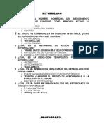 Informacion de Medicamentos 2