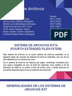 Todos los Sistemas De Archivos