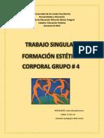 Formacion Estetica Corporal Grupo #4