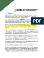 ORIENTACION Y DEFINICION DE TERMINOS USADOS CONSISTENTEMENTE E EN EL SISTEMA DE CONTABILIDAD DE GOBIERNO, EN ÉL SECTOR CENTRAL DE LA   REPUBLICA DOMINICANA