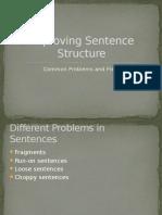 improving sentences 7