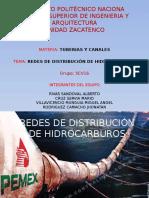 Redes de Hidrocarburos1
