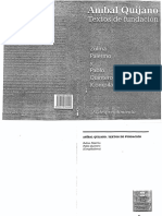 Quijano Textos de Fundacion