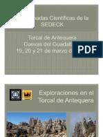 Exploraciones en El Torcal