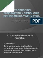 Introduccion, Fundamento y Simbologia de Hidraulica y