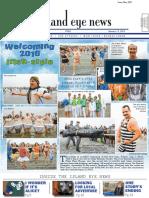 Island Eye News - January 15, 2016