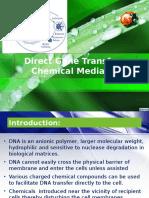 Chemical Method of Gene Transfer