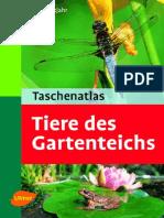Taschenatlas - Tiere Des Gartenteichs