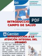 Introducción al Campo de Salud