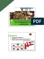 3. Keselamatan Makanan Dan Amalan Pengilangan Baik Dan Bahaya Analisa Tahap Kawalan Kritikal (HACCP)