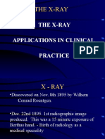 Application of X-rays